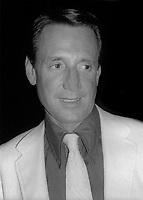 Roy Scheider June 1975<br /> Photo By Adam Scull/PHOTOlink/MediaPunch
