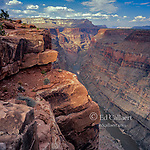 Colorado River, Toroweap Overlook, Grand Canyon National Park, Arizona