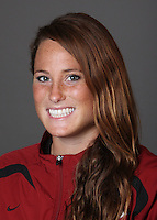 STANFORD, CA - OCTOBER 22:  Kellly Eaton of the Stanford Cardinal during water polo picture day on October 22, 2009 in Stanford, California.
