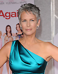 """Jamie Lee Curtis wearing David Meister  at The Touchstone Pictures' World Premiere of """"You Again"""" held at The El Capitan Theatre in Hollywood, California on September 22,2010                                                                               © 2010 Hollywood Press Agency"""