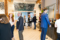 SAN FRANCISCO, CA - October 16 - Atmosphere at Kilroy Realty / US Olympic Sailing Cocktail Reception 2019 on October 16th 2019 at Kilroy Innovation Center in San Francisco, CA (Photo - Andrew Caulfield for Drew Altizer Photography)
