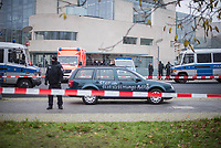 2020/11/25 Politik | Kanzleramt | Auto-Vorfall