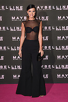 Lucy Mecklenburgh<br /> arrives for the Maybelline Bring on the Night party at The Scotch of St James, London<br /> <br /> <br /> ©Ash Knotek  D3231  18/02/2017