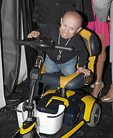 MIAMI BEACH, FL - NOVEMBER 21: Actor Verne Troyer arrives at the Best Buddies 12th Annual Miami Beach Gala. On November 21, 2008 in Miami Beach, Florida.<br /> <br /> People:  Verne Troyer