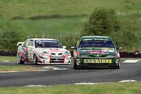 1998 British Touring Car Championship. #1 Alain Menu (CHE). Nescafe Blend 37. Renault Laguna.