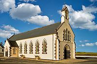 Rathlee Church. Rathlee, Ireland