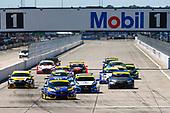 #84 Atlanta Speedwerks Honda Civic FK7 TCR, TCR: Start, Brian Henderson, Robert Noaker