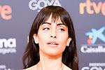 Hiba Abouk attends the red carpet previous to Goya Awards 2021 Gala in Malaga . March 06, 2021. (Alterphotos/Francis González)