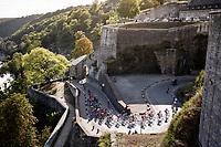 peloton up the Citadel de Namur (with less then 2km to go)<br /> <br /> 60th Grand Prix de Wallonie 2019<br /> 1 day race from Blegny to Citadelle de Namur (BEL / 206km)<br /> <br /> ©kramon