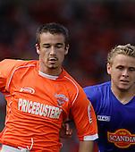 Blackpool v Stockport 04-05