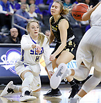 South Dakota State vs Purdue Ft. Wayne Women - The Summit League Basketball Tournament