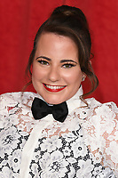 Amy Conachan<br /> arriving for The British Soap Awards 2019 at the Lowry Theatre, Manchester<br /> <br /> ©Ash Knotek  D3505  01/06/2019