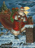 Liz,CHRISTMAS SANTA, SNOWMAN, WEIHNACHTSMÄNNER, SCHNEEMÄNNER, PAPÁ NOEL, MUÑECOS DE NIEVE, paintings+++++,USHCLD0077,#x#