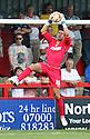 Chris Day of Stevenage<br />  Stevenage v Oldham Athletic - Sky Bet League 1 - Lamex Stadium, Stevenage - 3rd August, 2013<br />  © Kevin Coleman 2013