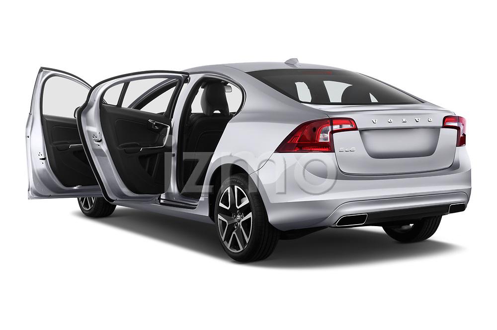 Car images of 2018 Volvo S60 T5 4 Door Sedan Doors