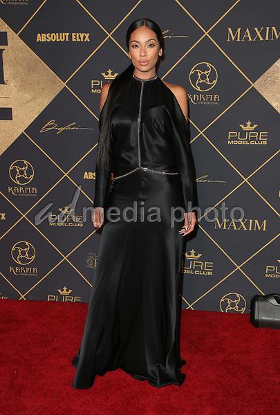 25 June 2017 - Hollywood, California - Erica Mena. 2017 MAXIM Hot 100 Party held at the Hollywood Palladium. Photo Credit: F. Sadou/AdMedia