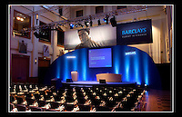 Barclays: Personal Financial Services, Analyst & Investor Seminar  - Cabot Hall, Canary Wharf, Docklands, London - 29th May 2002