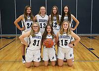 Basketball Girls Team and Individual 9/15/2021
