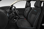 Front seat view of a 2015 Dacia Dokker Stepway 5 Door Minimpv Front Seat car photos