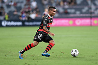 10th February 2021; Bankwest Stadium, Parramatta, New South Wales, Australia; A League Football, Western Sydney Wanderers versus Melbourne Victory; Tate Russell of Western Sydney Wanderers