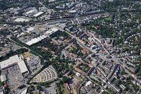 Bergedorf Zentrum : EUROPA, DEUTSCHLAND, HAMBURG, (EUROPE, GERMANY), 13.07.2016: Bergedorf Zentrum