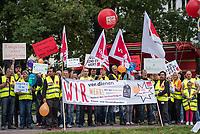 2017/09/01 Wirtschaft | ver.di | Zalando | Streik