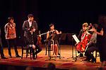 Port Townsend, Centrum, Chamber Music Workshop, June 16-21 2015, Fort Worden, Wheeler Theater, Enso Quartet, musicians teaching workshop artists, Quartet Elektra, Pacific Northwest, Washington State,