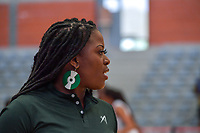 staff member Nigeria pictured before a basketball game between Nigeria and Puerto Rico on Friday 28 th of May 2021 in Kortrijk , Belgium . PHOTO SPORTPIX.BE | SPP | STIJN AUDOOREN
