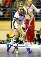 Anne Schroeder   <br /> / Sport / Hockey Hnhockey / World Championships Weltmeisterschaft Damen /  2017/2018 / 07.02.2018 / GER BRGermany vs. Russland  *** Local Caption *** © pixathlon<br /> Contact: +49-40-22 63 02 60 , info@pixathlon.de