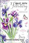 Jonny, FLOWERS, BLUMEN, FLORES, paintings+++++,GBJJSG74,#f#, EVERYDAY