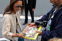 Actress and model Michelle Yeoh arrives to Maria Cristina Hotel to attend the 61 San Sebastian Film Festival, in San Sebastian, Spain. September 20, 2013. (ALTERPHOTOS/Victor Blanco) /NortePhoto