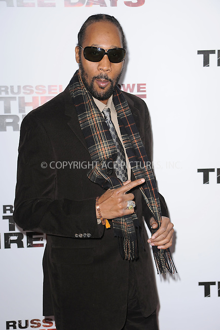 WWW.ACEPIXS.COM . . . . . .November 9, 2010...New York City...RZA attends New York Special Screening of Lionsgate's New Film The Next Three Days at the Ziegfeld Theater on November 9, 2010 in New York City....Please byline: KRISTIN CALLAHAN - ACEPIXS.COM.. . . . . . ..Ace Pictures, Inc: ..tel: (212) 243 8787 or (646) 769 0430..e-mail: info@acepixs.com..web: http://www.acepixs.com .