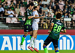 Jeonbuk Hyundai Motors FC (KOR) vs Suwon Samsung Bluewings (KOR) during the AFC Champions League 2018 Quarter-finals match at Jeonju World Cup Stadium on 29 August 2018, in Jeonju, South Korea. Photo by Yu Chun Christopher Wong / Power Sport Images