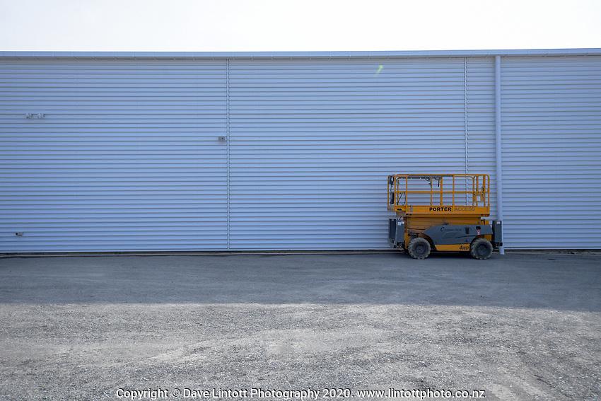 Johnston Ebbett Holden Construction Site in Porirua, New Zealand on Friday, 10 January 2020. Photo: Dave Lintott / lintottphoto.co.nz