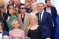 Kirsten DUNST, Benicio Del TORO, Lambert WILSON, Nicole KIDMAN et Diane KRUGER - PHOTOCALL DES PERSONNALITES AU 70EME ANNIVERSAIRE DU FESTIVAL DU FILM CANNES