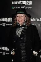 Sabine HAUDEPIN - Ouverture de la retrospective Jane Birkin - La Cinematheque francaise 25 janvier 2017 - Paris - France