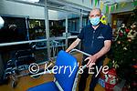 TJ Moynihan hospital porter at UHK Hospital, Tralee.