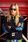 Various portraits & live photographs of the rock band, Slayer