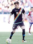 Rayo Vallecano's Diego LLorente during La Liga match. April 30,2016. (ALTERPHOTOS/Acero)