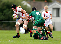 Saturday 8th September 2018 | Ulster U19s vs Connacht U19s<br /> <br /> Conor McMenamin during the U19 Inter-Pro between Ulster and Connacht at Bangor Grammar School, Bangor, County Down, Northern Ireland. Photo by John Dickson / DICKSONDIGITAL