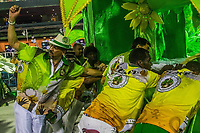 Rio de Janeiro (RJ), 21/02/2020 CARNAVAL - RJ - DESFILE - Desfile das escolas de samba  Imperio Serrano, da Serie A, nesta sexta-feira (21), no sambodromo, no centro do Rio de Janeiro (RJ) (Foto: Ellan Lustosa/Codigo 19/Codigo 19)