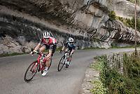 Edward THEUNS (BEL/Trek-Segafredo)<br /> <br /> Stage 7: Nice to Col de Turini (181km)<br /> 77th Paris - Nice 2019 (2.UWT)<br /> <br /> ©kramon