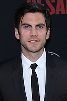 """HOLLYWOOD, LOS ANGELES, CA, USA - MARCH 20: Wes Bentley at the Los Angeles Premiere Of Pantelion Films And Participant Media's """"Cesar Chavez"""" held at TCL Chinese Theatre on March 20, 2014 in Hollywood, Los Angeles, California, United States. (Photo by David Acosta/Celebrity Monitor)"""