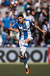 Omar of Deportivo Leganes in action during their La Liga match between Deportivo Leganes and Sevilla FC at the Butarque Municipal Stadium on 15 October 2016 in Madrid, Spain. Photo by Diego Gonzalez Souto / Power Sport Images