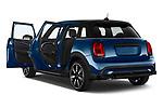 Car images of 2021 MINI MINI Cooper-Yours 5 Door Hatchback Doors