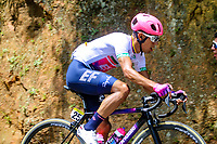 LA UNION - COLOMBIA, 16-02-2019: Daniel Felipe Martinez (COL), Team EF Education First - DRAPAC, durante la quinta etapa del Tour Colombia 2.1 2019 con un recorrido de 176.8 Km, que se corrió con salida y llegada en La Union, Antioquia. / Daniel Felipe Martinez (COL), Team EF Education First - DRAPAC, during the fifth stage of 176.8 km of Tour Colombia 2.1 2019 that ran with start and arrival in La Union, Antioquia.  Photo: VizzorImage / Anderson Bonilla / Cont