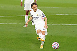 Real Madrid's Luka Modric during UEFA Champions League match. October 20,2020.(ALTERPHOTOS/Acero)
