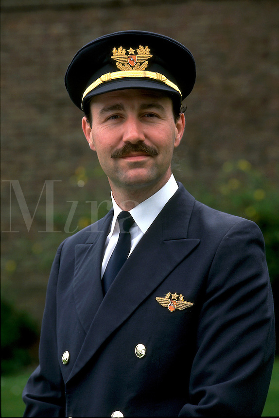 .Airline pilot. MR