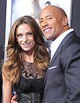 Dwayne Johnson and Lauren Hashian at The Paramount Pictures' L.A. Premiere of G.I. Joe : Retaliation held at The Grauman's Chinese Theater in Hollywood, California on March 28,2013                                                                   Copyright 2013 Hollywood Press Agency