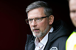 St Johnstone v Hearts…29.09.18…   Tynecastle     SPFL<br />Hearts manager Craig Levein<br />Picture by Graeme Hart. <br />Copyright Perthshire Picture Agency<br />Tel: 01738 623350  Mobile: 07990 594431